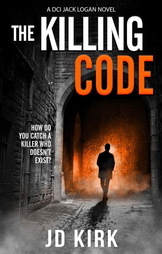 The Killing Code - Inverness crime fiction