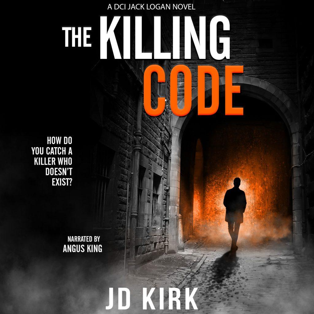 Scottish Crime Fiction The Killing Code