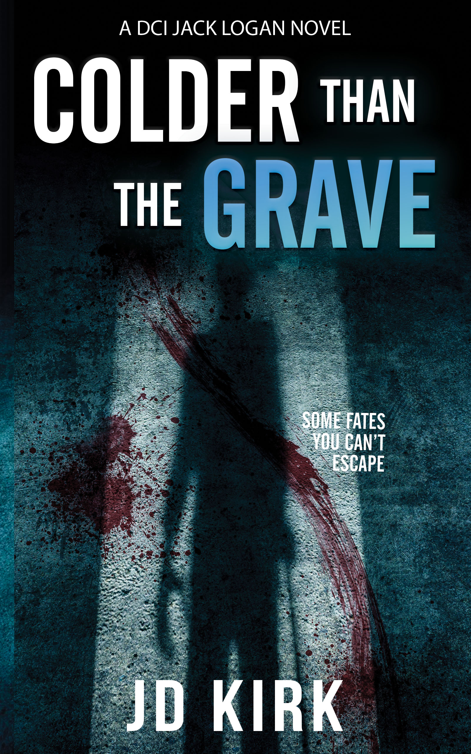 DCI Jack Logan Scottish crime fiction